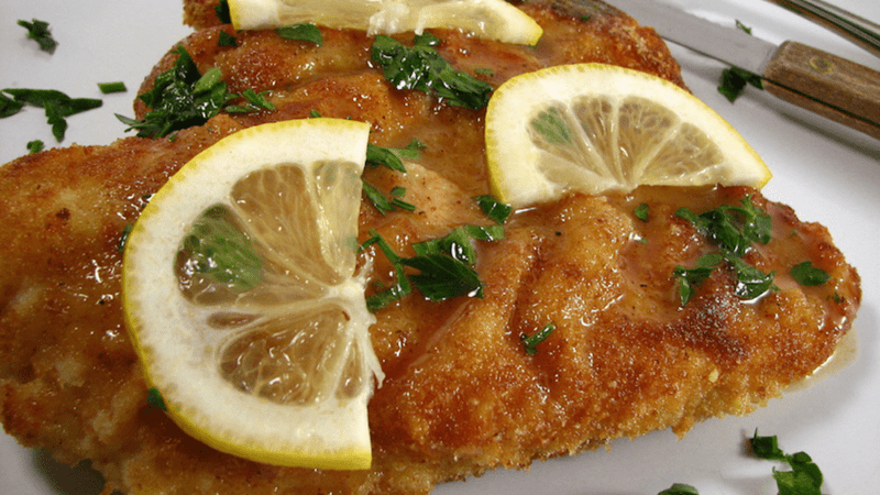 The Cheesecake Factory Chicken Piccata Recipe Restaurant Manager