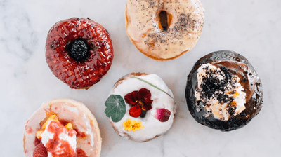 Interview with the founders of Sidecar Donuts