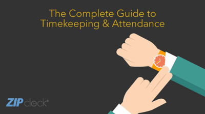 Time Keeping and Attendance eBook